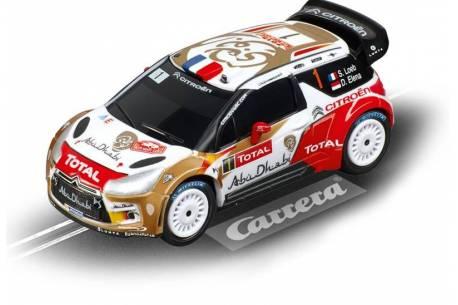 Carrera GO! Citroën DS3 WRC 1/43