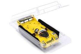 Special box for transporting slot cars