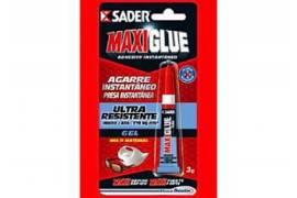 Adhesivo Sader Maxiglue (cianoacrilato) GEL