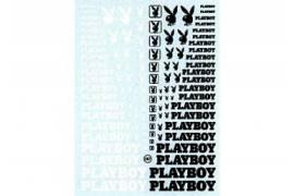 Decal Playboy 1/32