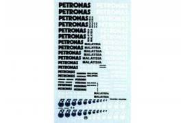 Decal  Petronas Malaysia 1/32