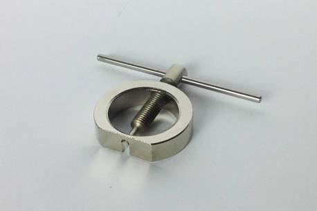 Extractor de acero endurecido para piñones