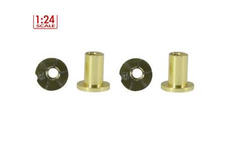 Casquillo non-concentric 5 mm. para H