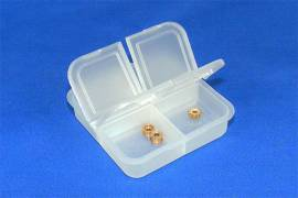 Storage box 60x60 mm.