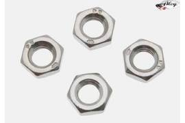 Nuts M5 x 2.5 mm for guide, steel