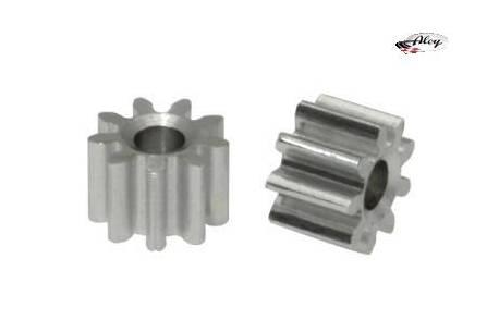 Pinion 9 d. M50 Aluminum