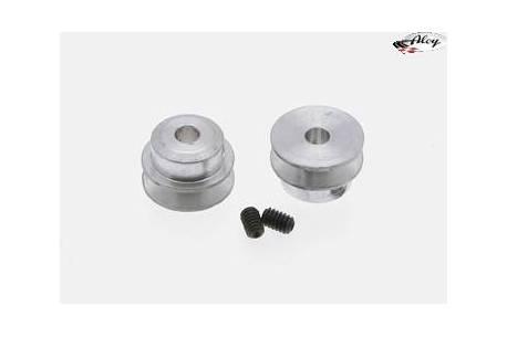 Adaptador tope motor para coronas Sc-1100 a Sc-1114 alum.(x2)
