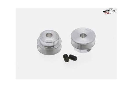 Engine stop adapter Sc-1100 crowns to Sc-1114 alum.(x 2)