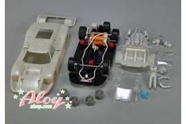 Ford GT40 Mk.IV Kit white