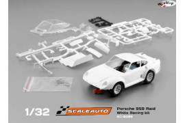 Porsche 959 Raid White Racing Kit