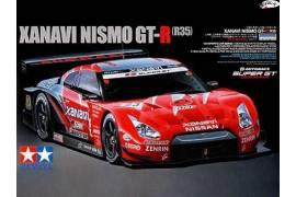 Xanavi Nismo GTR (R35)  1:24