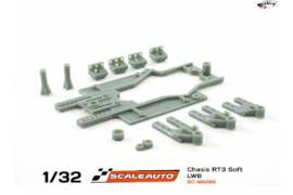 RT-3 LWB Chassis 81-86mm Soft Rev.3 Enhanced Support Guide. Without screws.