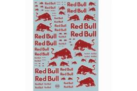 Decal Red Bull