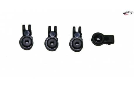 Nuts plastic chassis GT3 Italy. black