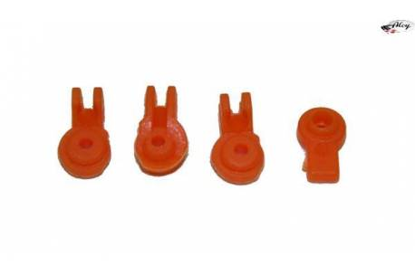 Cradle nuts GT3 Italy AW ORANGE