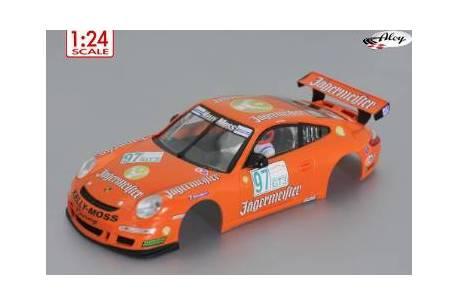 Porsche 911 GT3 Cup Jagermeifter  97 Kelly Moss Racing