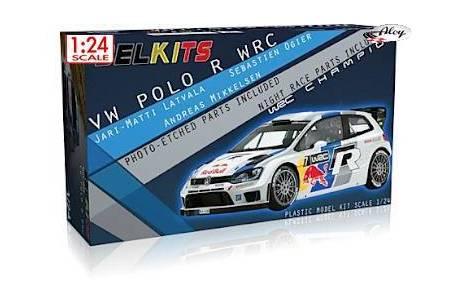 Kit 1/24 Volkswagen Polo WRC