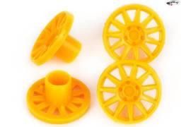 Rally cover 15,5 mm. naranja
