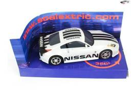 Nissan 350Z Drift White