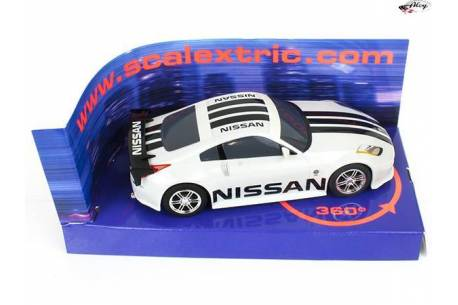 Nissan 350Z Drift White