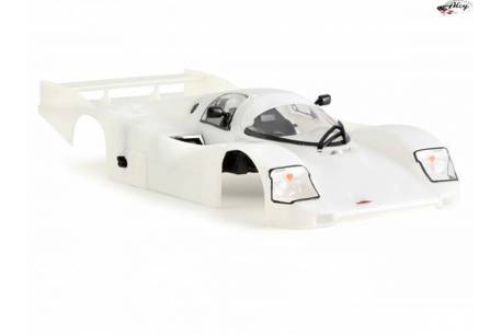 Porsche 962C 85 Slot.it white body kit