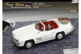 Mercedes Benz 300 SL Coupe 24H. LeMans 1956  7