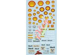 Decal Shell 1/24