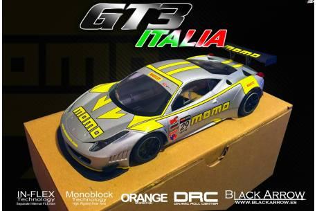 GT3 Italia Monza 2012