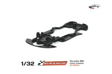 Chassis Scaleauto R for Spyker C8R Hard
