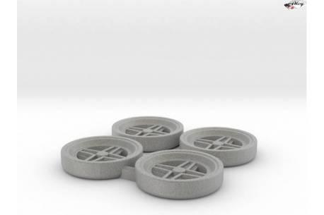 Targa classic wheel inserts