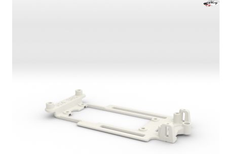 3DP SLS chassis for Ford RS200 MSC