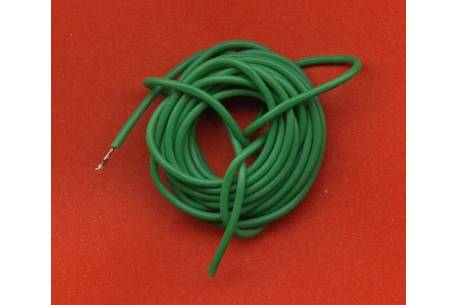 High PVC cable flexibility section total 0.1 mm (100 cms.)