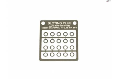 Separadores 0,1 mm standard