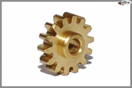 Pinion AW 14Z Golden Treatment