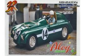 Nash Healey LM 1950  14 - Tony Rolt/Duncan Hamilton