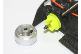 3D pulley 11 mm. for Sloting Plus gears