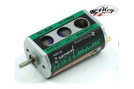 Motor SC29 Sprinter Jr. 2 Active Cooling
