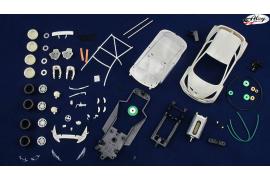 Peugeot 207 S2000 Kit blanco