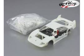 Ferrari F40 white body kit
