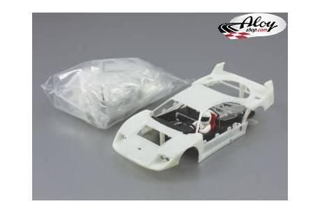 Carrocería Ferrari F40 kit blanco