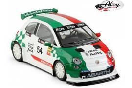 Abarth 500 Asetto Corse Gulf Ed. Limitada