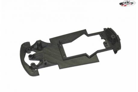 Chassis 3DP for Reynard Sloting Plus and Slot.it motor mount