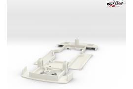 3DP SLS chassis for Opel Calibra V6 DTM Ninco