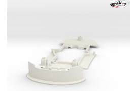 3DP SLS chassis for Venturi 600 LM Fly