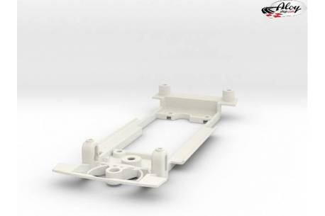 3DP SLS chassis for Ferrari 250 GTO Fly