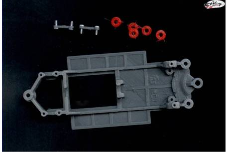 Linear chassis SOFT Race for Opel Manta 400 Avant