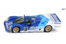 Porsche 962C LH Mizuno Nº9 24H. Le Mans 1990