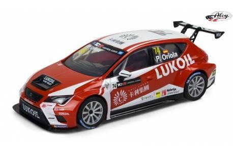 Seat Leon TCR Oriola