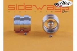 Aluminium rear truck wheels