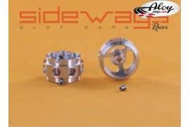Magnesium Group 5 wheels